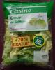 Cœur de laitue, Prêt à consommer (4 à 5 portions) + 20 % Gratuit - Product