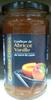 Confiture de Abricot Vanille au sucre de canne - Produit