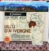 Bleu d'Auvergne - Appellation d'Origine Protégée - Product