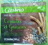 Pain de mie moelleux Céréales et Graines - 14 tranches - Product