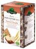 Petit Pain Azyme biologique Pomme&Cannelle Paul Heumann - Produit