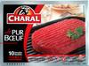 Le Pur Bœuf - Steaks hachés surgelés - Produit