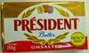 Beurre président gastronomique - Product