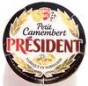 Petit Camembert (20% MG) - Product