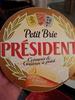 Petit Brie - Crémeux & Goûteux à point - Produit