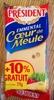 Emmental Coeur de Meule (28 % MG) + 10 % Gratuit - Produit