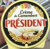 Crème de camembert à tartiner - Produit