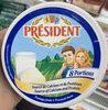 PRÉSIDENT Fromage fondu - Produit