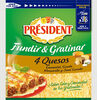 Queso rallado quesos para fundir y gratinar - Producte