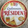 Coulommiers (21 % MG) - (Plaisir 100 % Crémeux) - Product