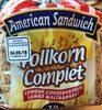 American Sandwich Complet 600 GR, 1 Pièce - Prodotto