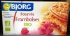 Fourrés fruit framboises bio - Product