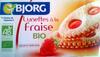 Lunettes à la fraise bio - Produit