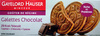 Galettes chocolat Gayelord Hauser - Product