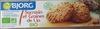 Biscuits Sarrasin et graines de lin bio - Product