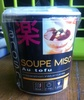 Soupe Miso au Tofu - Produit