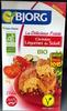 Galettes céréales & légumes du soleil - Product