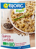 Quinoa Lentilles - Product