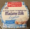 Fromage fouetté nature au sel de Guérande - Product