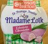 Le Fromage Fouetté Madame Loïk, Échalote Ciboulette - Product
