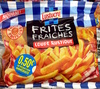 Frites fraîches coupe Rustique - Product