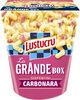 Lustucru box serpentini carbonara - Product