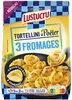 Lustucru tortellini a poeler 3 fromages - Produit