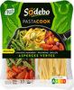 Pastacook tomates marinés poivrons grillés asperges vertes - Product