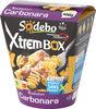 XtremBox - Radiatori Carbonara - Produit