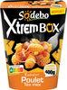 xtrembox radiatori poulet tex mex - Produit