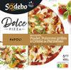 Dolce Pizza Napoli Mozzarella, Poulet, Poivrons grillés & Crème de parmesan - Product