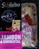 La Pizza Style chiffonnade de Jambon Emmental - Product