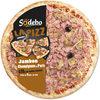 La Pizz - Jambon Champignons de Paris - Produit