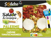 S&c palerme pâtes jambon cru chèvre tomates - Produit