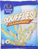 Soufflés à la cacahuète - Produit