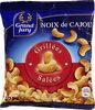 Noix de cajou grillées salées - Produit