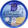 Thon albacore en tranches - Product