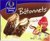 Bâtonnets vanille fraise - Product