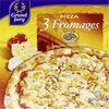 Pizza 3 Fromages - Продукт