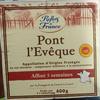 Pont l'Evêque (24% MG) - Produit
