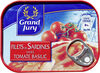 Filets de Sardines - Prodotto