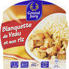BQ Micro Onde 300G Blanquette Veau - Product