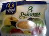 8 Desserts de Fruits, 3 Pommes - Prodotto