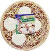 Pizza lardons fumes chevre - Produit