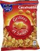 Cacahuètes grillées et salées - Producto