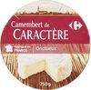 Camembert de caractère (20 % MG) - Product