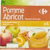 Pomme Abricot Spécialité de fruits - Produkt