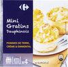 Mini Gratins Dauphinois - Produit