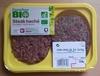 Steak haché pur bœuf 15% MG - Produit