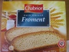 Pain Grillé Froment (24 Tranches) - Product